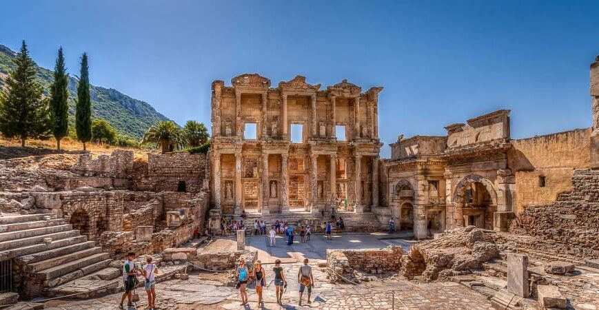 Private Ephesus Day Tour From Istanbul