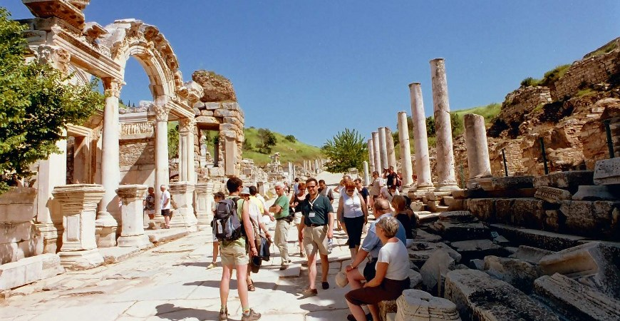 4 Days Ankara to Cappadocia Pamukkale and Ephesus Tours