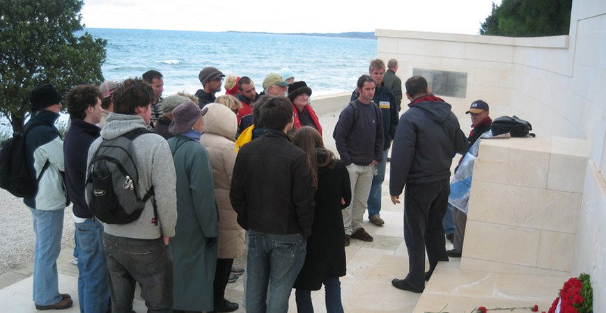 Gallipoli Tours from Eceabat Canakkale