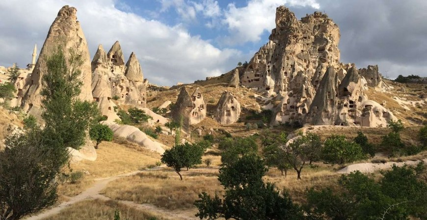 Incirlik Air Base to Private Cappadocia Tour
