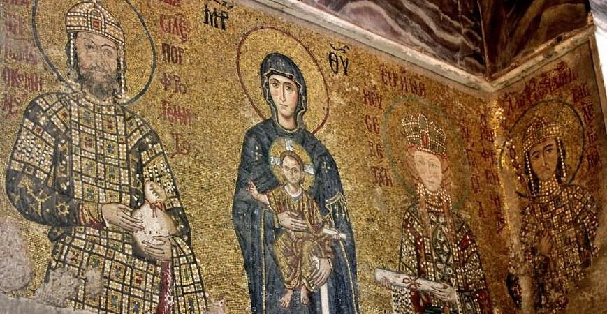 Santa Sophia - Hagia Sophia Istanbul