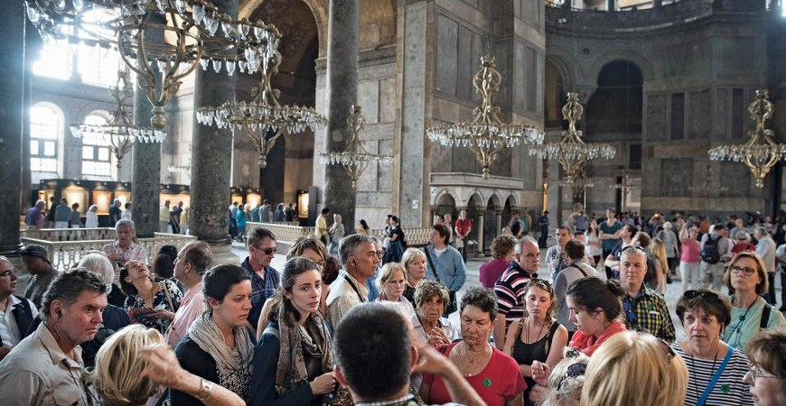 Byzantine Relics Tour From Istanbul Cruise Port