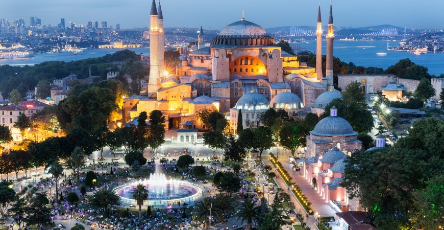 Travel in Istanbul