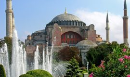 Hagia Sophia Istanbul is including our morning Sultanahmet tours.