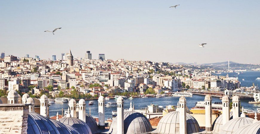 Short Boat cruise in Istanbul