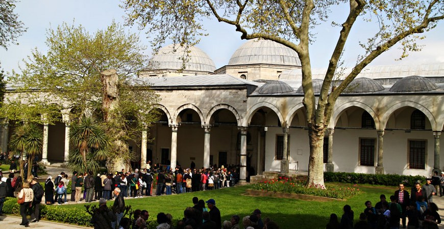 Topkapi Palace Museum Sultanahmet Istanbul