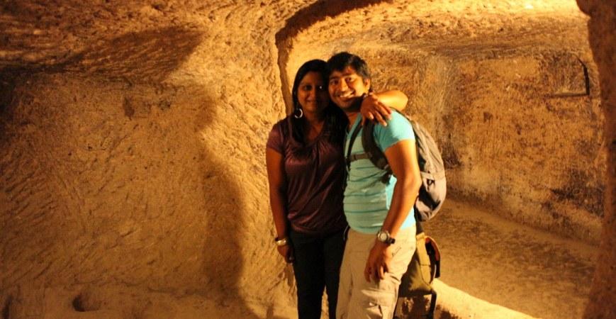 Cappadocia Underground City