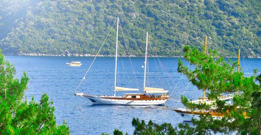 Fethiye Bluse cruise