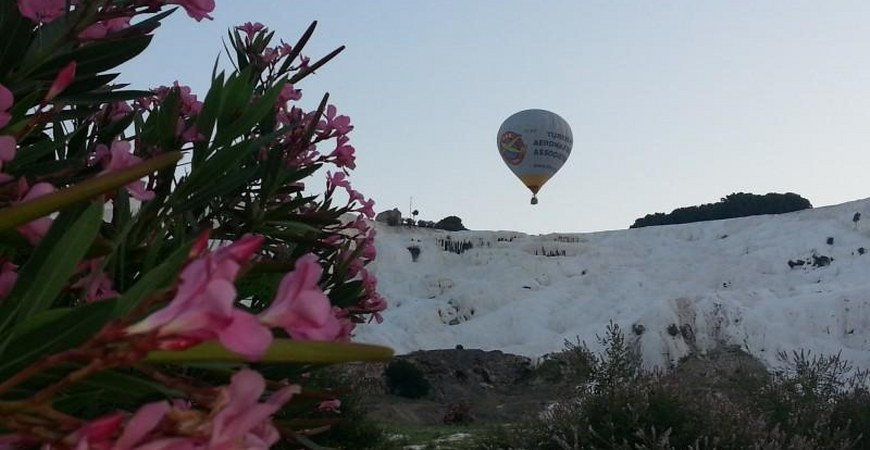 Pamukkale Balloon Tours