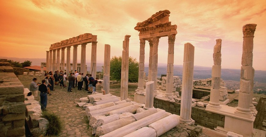 Travel to Pergamon