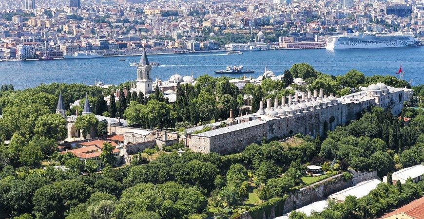 New Year Holiday in Istanbul
