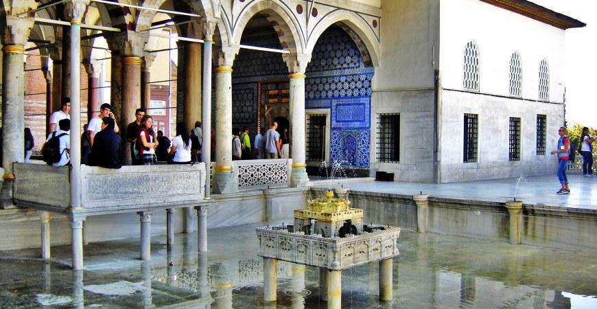 Topkapi Palace Istanbul Tours