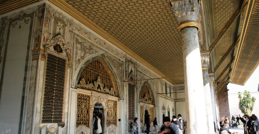 Topkapi Palace Museum Guided Tours