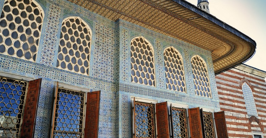 Tour to Topkapi Palace in Istanbul