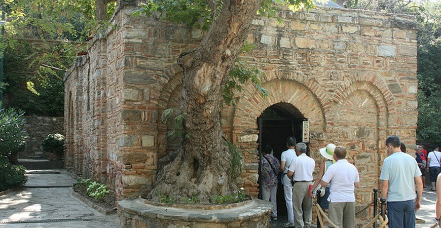 House of Virgin Mary Ephesus Tours