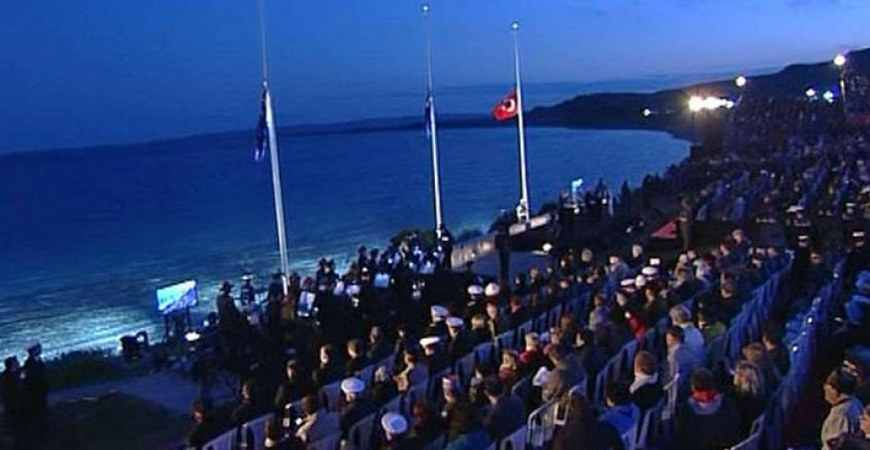Anzac Day Gallipoli Turkey