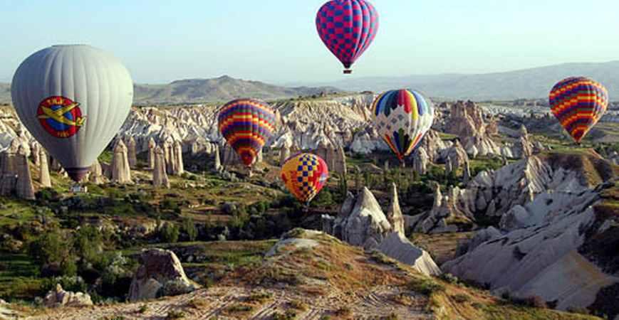 Cappadocia Balloon Rides