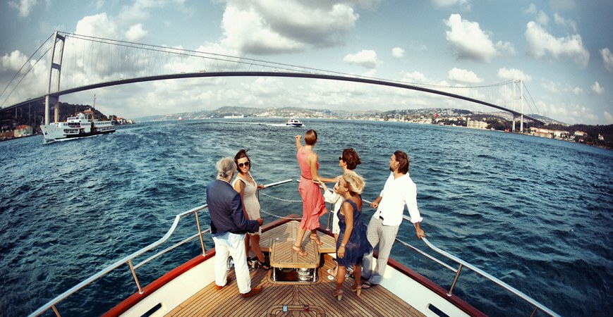 Bosphorus Boat Cruises