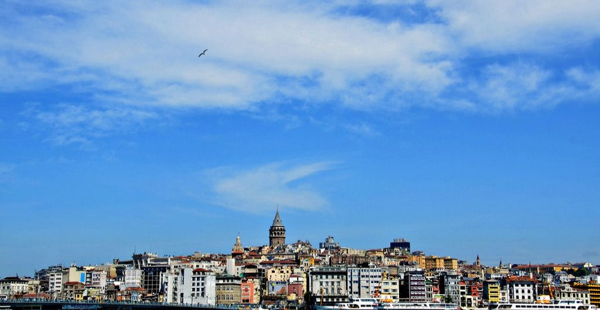 Sightseeing Bosphorus Boat Cruise in Istanbul