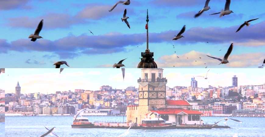 Bosphorus Cruise & Cable Car Tour  Istanbul Half Day City Tours