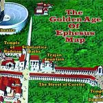 Ephesus Tour Map