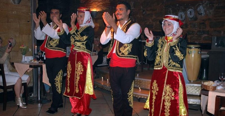 Turkish Night Show in Istanbul