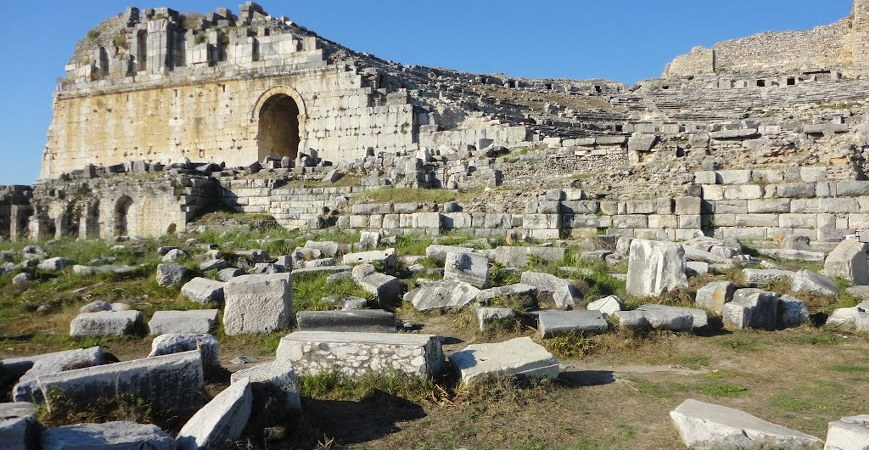 Priene, Miletos and Didyma Tours