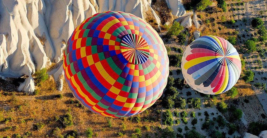 Balloon Tours in Cappadocia Turkey