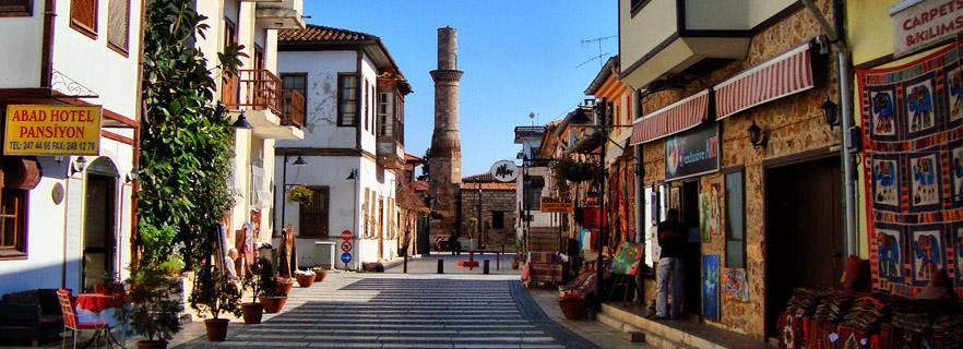 Antalya - Kaleiçi