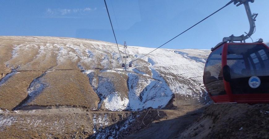 Erciyes Mountain Kayseri