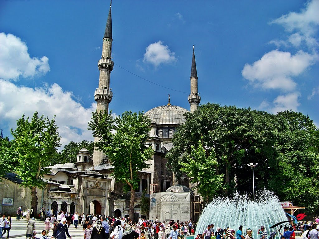 Eyüp Sultan Mosque - Private Istanbul Tours