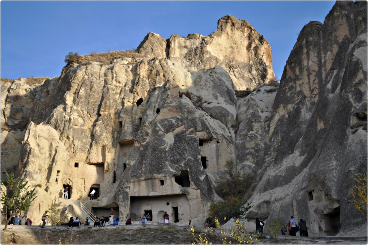 Goreme National Park and Cave Churches in Cappadocia