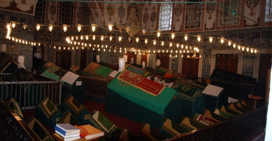 Tombs of Sahaba