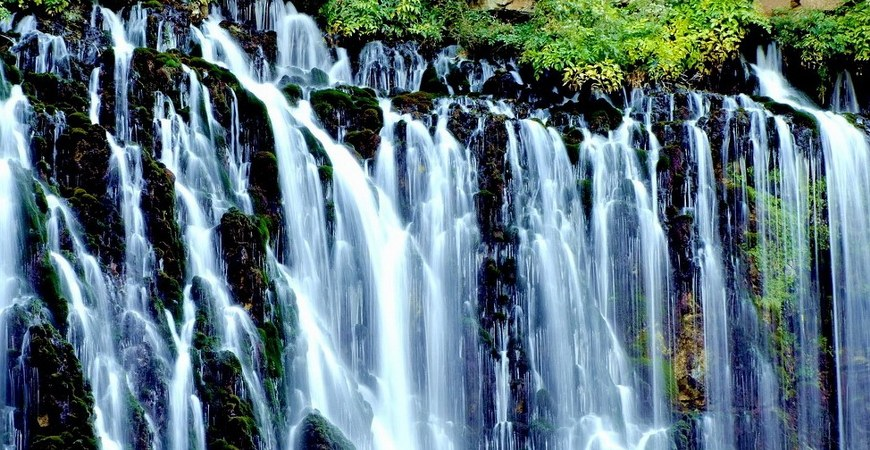 Kapuzbasi Waterfalls Tour