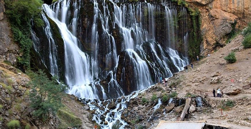 Kapuzbasi Waterfalls Cappadocia Tours