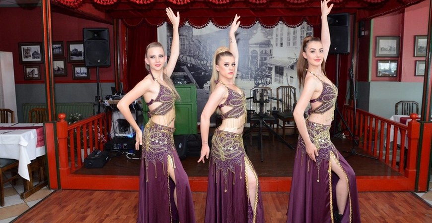 Pasha Belly Dancing Show Istanbul