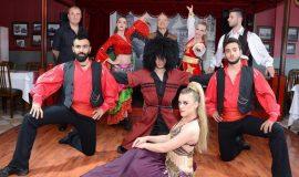 New Years Istanbul Pasha Show