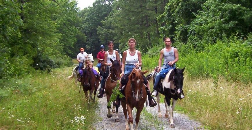 horse riding in kusadasi