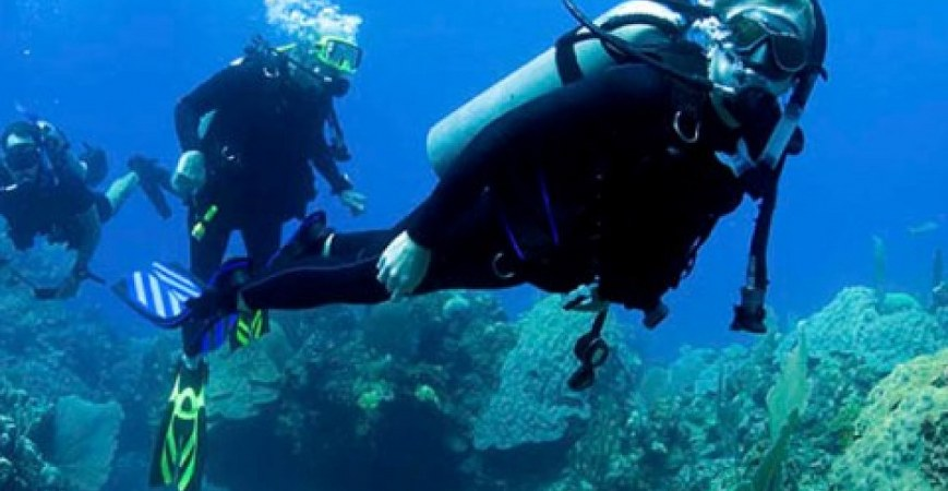 Scuba Diving In Gallipoli