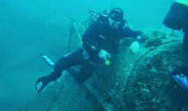 Scuba Diving In Gallipoli