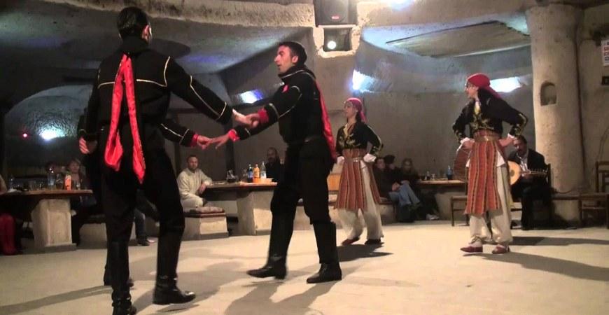 Turkish Night Show in Cappadocia
