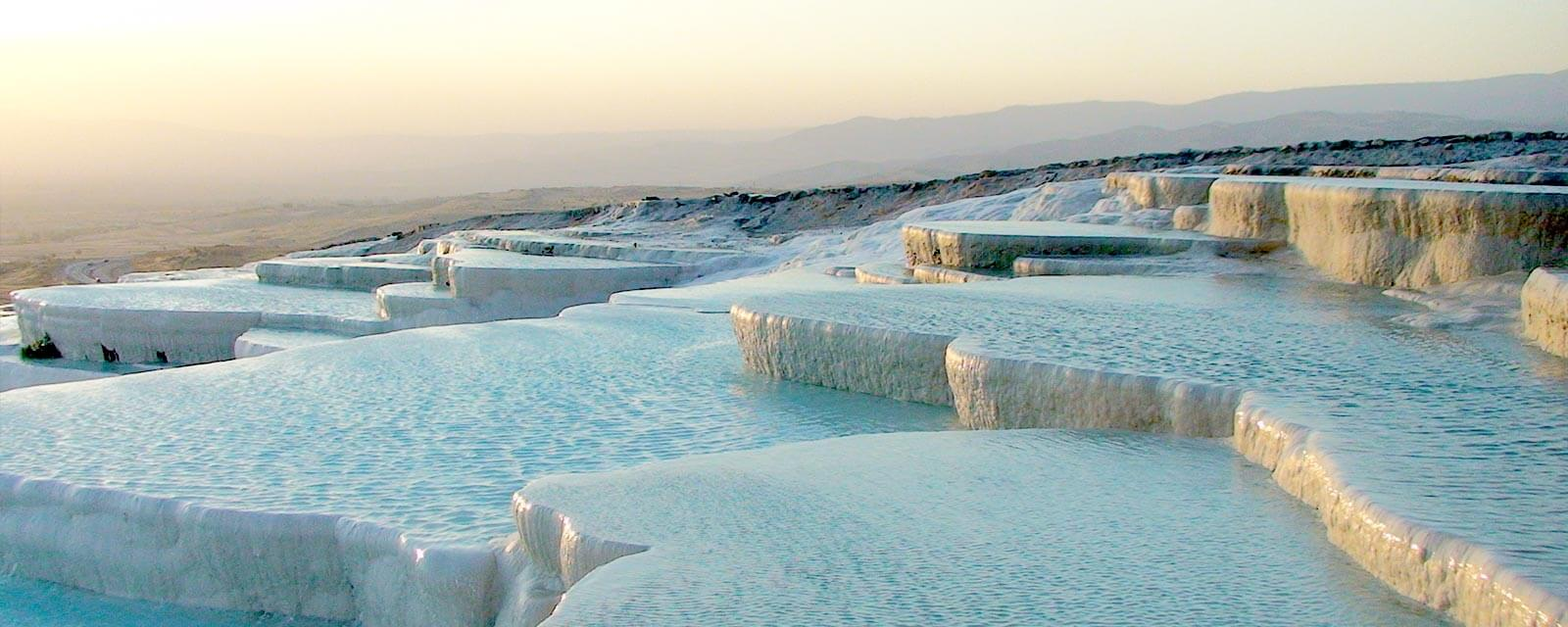 Marmaris to Pamukkale Day Trip