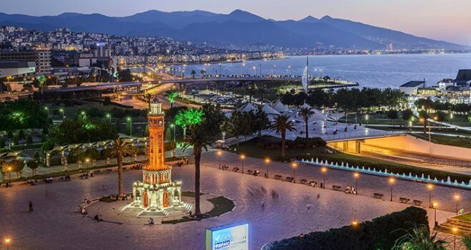 Travel to Izmir Turkey