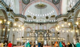 Abu Ayyub Al Ansari and Suleymaniye Mosque Tour