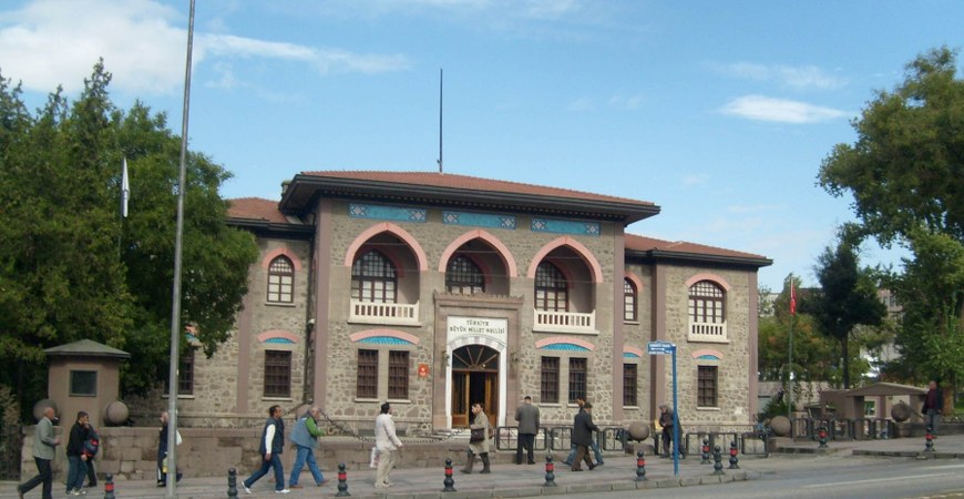 The Grand National Assembly Museum Ankara