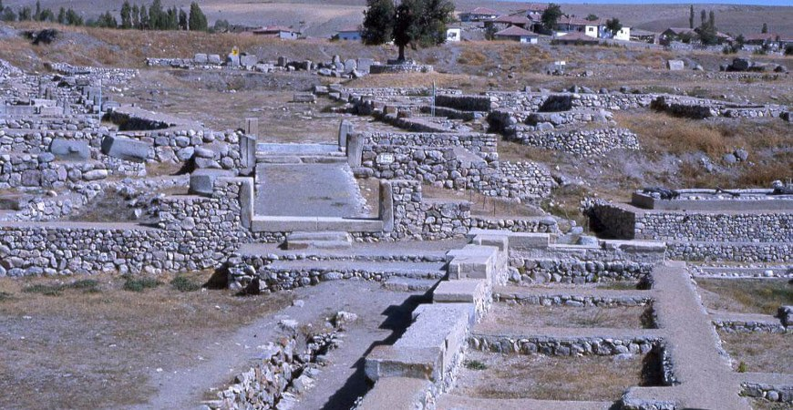 Alacahoyuk Treasures Hattusa