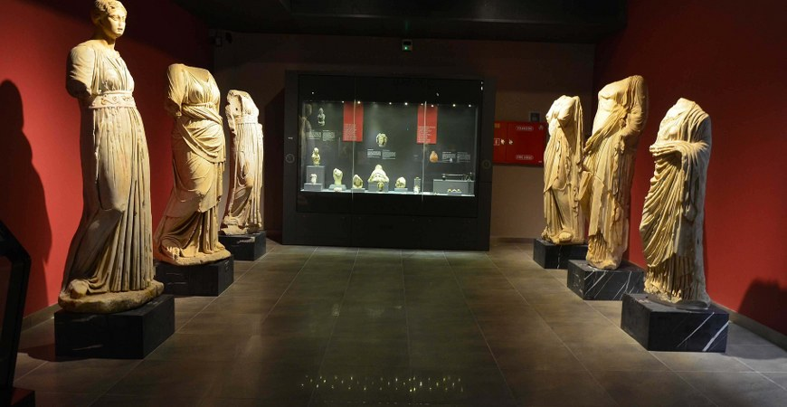 Aydin City Museums Turkey