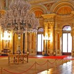 Istanbul Dolmabahce Palace Museum