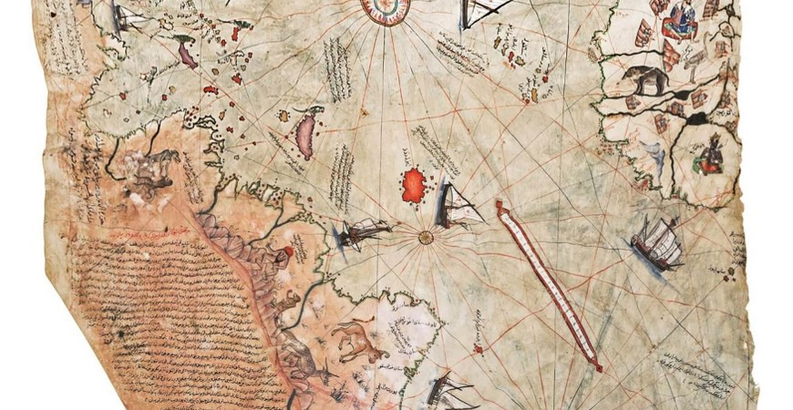 Piri Reis Map – Home Exsplore
