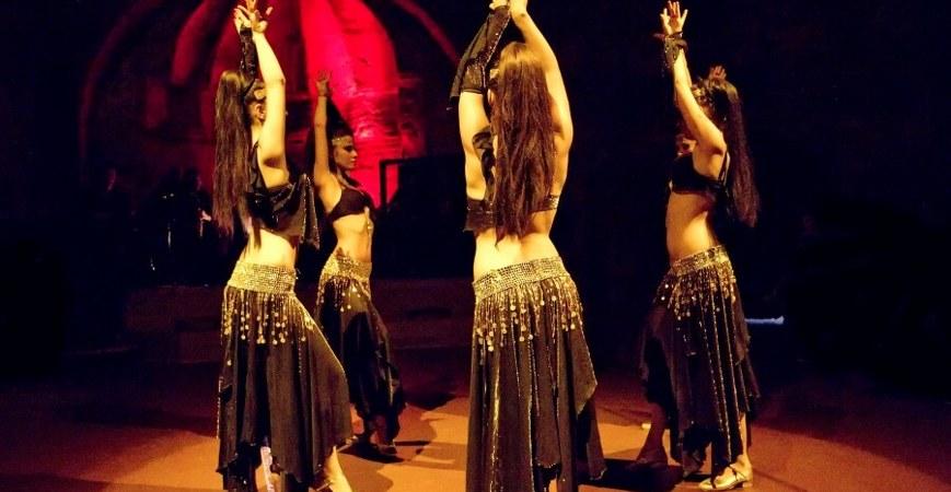 Rhythm of the Dance in istanbul